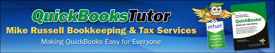 QuickBooks Tutor